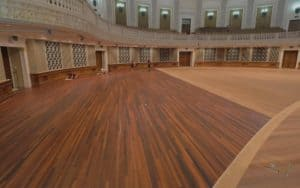 Timber Floor Oiling