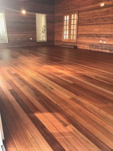 Deck Oiling
