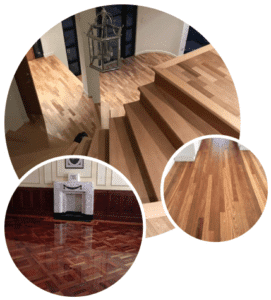 Floor sanding and Polishing options