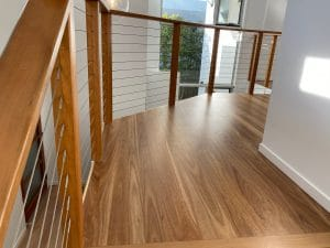 Floor Sanding Brisbane at a residential property